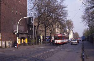 Marschallstraße lijn301 GT6