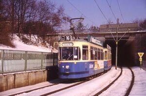 Neurieder Straße lijn16 M5