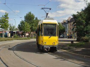 Pasedagplatz lijn12 KT4D