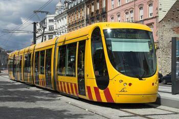 Tramway Mulhouse 1