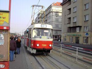 Hradčanská lijn15 T3SUCS