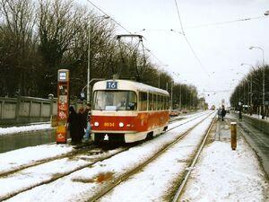 Jana Želivského lijn16 T3