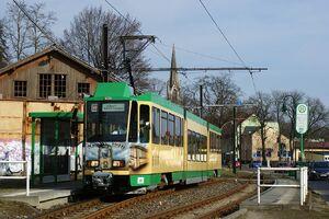 Rüdersdorf Marktplatz lijn88 KTNF6