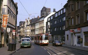 Stephanstraße lijn302 M
