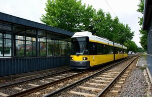 Berlin Tierpark lijnM17 GT6N