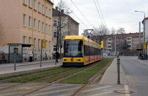 Chamissostraße lijn2 NGT6DD