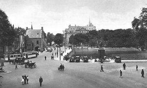 Den Haag Buitenhof 1920s