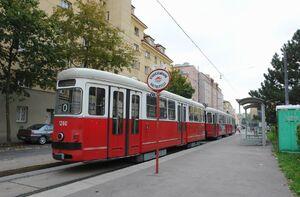 Raxstraße lijnO E1
