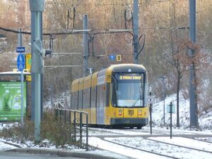 Cämmerswalder Straße lijn3 NGTD12DD