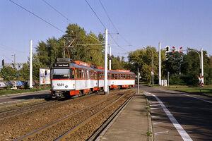 Freyburger Straße lijn1 T4D