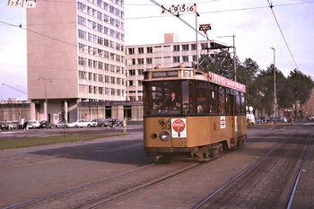 Kruisplein lijn2 vierasser