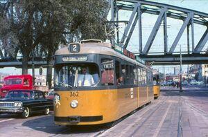 Nassaukade lijn2 GT8