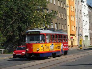 U Bystřičky lijn2 T3R.P