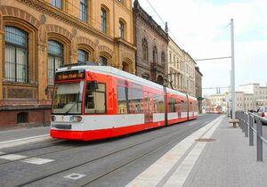 Am Leipziger Turm lijn9 MGT6D