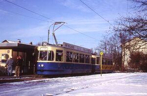 Gondrellplatz lijn26 M5