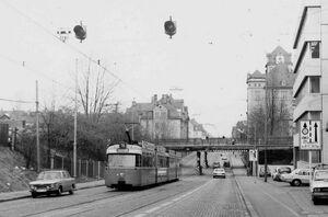 Baierbrunner Straße lijn16 P316
