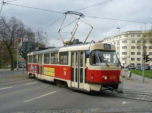 Vysočanská lijn15 T3M2