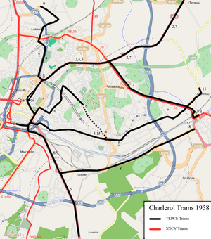 Charleroi TEPCE