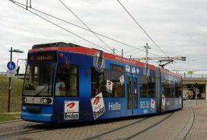 HalleHbf lijn4 MGT6D