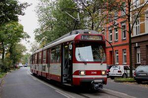 Flingern lijn719 GT8S