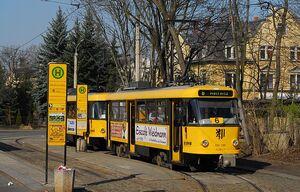 Niedersedlitz lijn6 T4D
