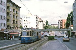 Passauerstraße lijn26 M