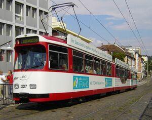 GT8 VAG Freiburg 2