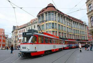Marktplatz lijn1 T4D
