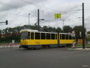 Adlershof lijn61 KT4D