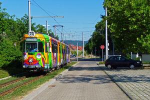Kirchheim lijn26 GT8Z