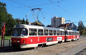 Na Groši lijn22 T3SUCS