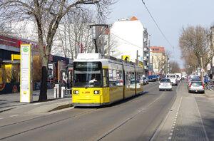 Stargarder Straße lijn12 GT6N