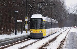 S Grünau lijn68 GT6N