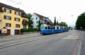 Winzerstrasse lijn13 Mirage