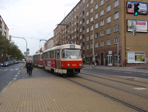 Balabenka lijn19 T3SU