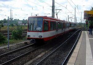 Bonn West lijn18 B