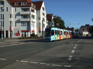 Brackwede Kirche lijn1 M8D