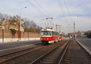 Generála Šišky lijn27 T3SU