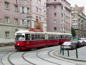Troststraße Neilreichgasse lijnO E1