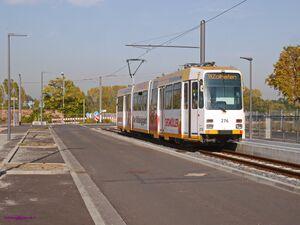 Zollhafen lijn59 M