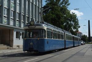 Karolinenplatz lijn27 P316