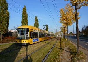 Semmelweisstraße lijn2 NGT8DD