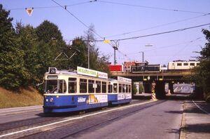 Westendstraße lijn26 M5