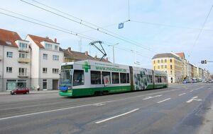 Möckern Historischer Strbf lijn10 NGT8