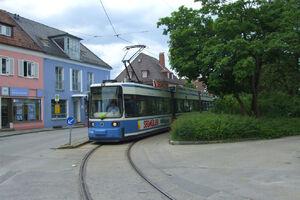 Willibaldplatz lijn19 R22