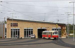 Betriebshof Rosengarten T4D