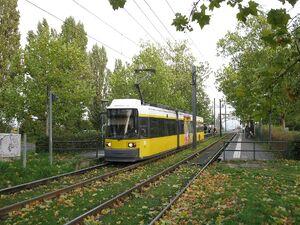 Bornholmer Straße lijnM13 GT6N