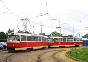 Černokostelecká lijn11 T3SUCS
