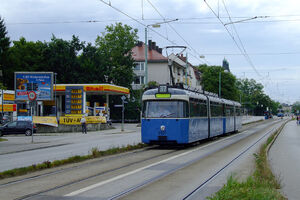 Dall'Armistraße lijn37 P316