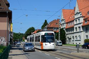 Prießallee lijn2 Vamos